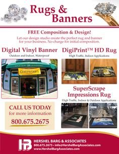 Check out our newest products: RUGS & BANNERS! Composition Design, Document Holder, Vinyl Banners, Jewelry Stores, Essentials, Let It Be, Rugs, Digital, Check