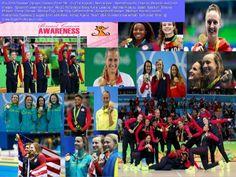 Rio 2016 Summer Olympic Games (From 5th – to 21st August). Best stories : World Records, Olympic Records and Gold medals. Golden Women's History #Rio2016 #Basketball #sportsmarketing #sports #ronaldtintin #olympicsports #ronningagainstcancer #brazil #dogood #congratulations #worldrecord #olympicrecord #goldmedal #beststories #olympicgames2016 #teamUSA #USA #womensbasketball #SuperProfesseur #SimoneBiles #KatheleenLedecky #KatinkaHosszu #WomensHistory #SarahSjostrom #SimoneManuel…