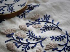 WoolFlower Blue 2012 Yumiko Higuchi