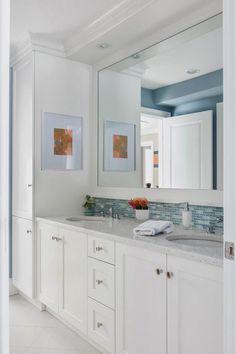 Threshold Goods and Design - love the tile backsplash