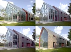 Sliding House Architecture .. This is amazing!
