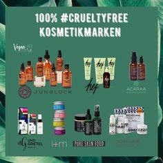Gott sein Dank legen immer Menschen Wert auf tierversuchsfreie Marken  Doch leider weiß man oft gar nicht auf was man genau achten muss beim Kauf  Vegan bedeutet z.B. nicht automatisch tierversuchsfrei bzw. tierversuchsfrei ist nicht gleich vegan Seit 2013 ist EU-weit der Verkauf von Kosmetika für deren Inhaltsstoffe nach diesem Datum Tierversuche durchgeführt wurden zwar verboten aber es gibt nach wie vor Schlupflöcher die es ermöglichen  Ich selbst habe lange Produkte einer Marke genutzt… Skin Food, Vegan, Cruelty Free, Pure Products, Instagram, Self, Organic Beauty, Products, God