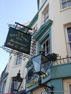 The Sally Port pub Portsmouth. Been shut for years. Damn shame.