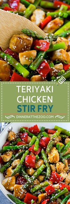 Teriyaki Chicken Stir Fry Recipe | Teriyaki Chicken | Chicken Stir Fry | Healthy Chicken Recipe | Chicken Teriyaki