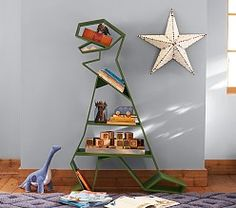 Pottery Barn Kids offers kids & baby furniture, bedding and toys designed to delight and inspire. Create or shop a baby registry to find the perfect present. Dinosaur Room Decor, Dinosaur Bedroom, Baby Room Decor, Bedroom Decor, The Good Dinosaur, Dinosaur Dinosaur, Toddler Rooms, Bedroom Accessories, Home And Deco