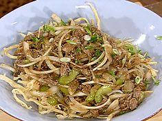 Emeril's Fall River Pork Chow Mein