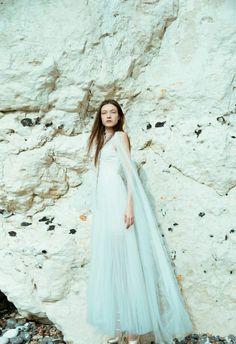 always and forever: yumi lambert by erik madigan heck for uk harper's bazaar june 2016 | visual optimism; fashion editorials, shows, campaigns & more!