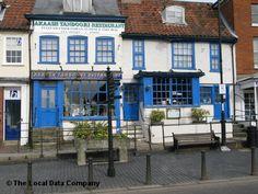 Akashi Tandoori Restaurant    East Dereham, Norfolk, England  Very good!