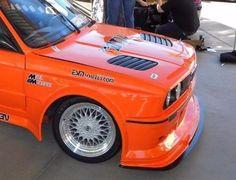 BMW e30, e34 Tuning GT R Bonnet gills DTM hood Vents grilles M3 #EMU