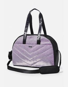 Justice is your one-stop-shop for on-trend styles in tween girls clothing & accessories. Shop our Quilted Duffle Bag. Justice Bags, Two Strap Sandals, Girls Bags, Casual Bags, Princesas Disney, Girls Shoes, Purses, Duffel Bags, Totes