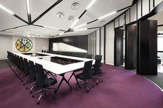 La Trobe University David Myers Building L3 Vice Chancellery   DesignInc