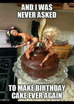 Chocolate Cake!   funny pictures