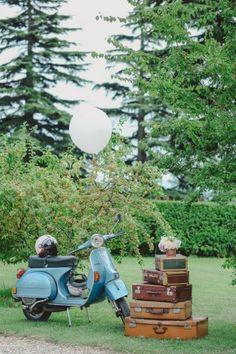 Un matrimonio homemade ispirato a Londra