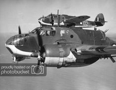 Beauforts saw their most extensive use with the Royal Australian Air Force in the Pacific theatre, where they were used until the very end of the war. Navy Aircraft, Ww2 Aircraft, Military Aircraft, Image Avion, Bristol Blenheim, Fighting Plane, Bristol Beaufighter, Royal Australian Air Force, British Armed Forces