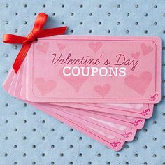 diy valentine card for daughter cool 15 sets of free printable love coupons and templates of diy valentine card for daughter Funny Valentine, Homemade Valentines, Saint Valentine, Valentine Day Love, Valentine Day Crafts, Printable Valentine, Valentines Sweets, Valentine Decorations, Coupons D'amour