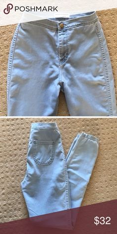 American Apparel Easy Jeans Size Small American Apparel Jeans Skinny