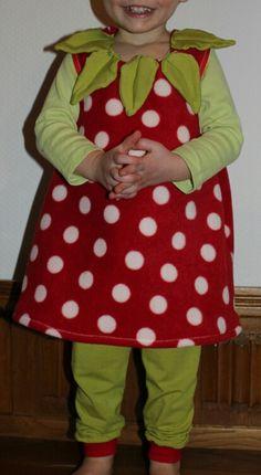 Kleine Erdbeere