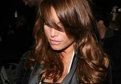 Amazing colour on Jessica Simpson!