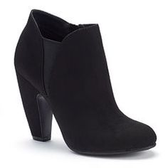 Candie's® Women's Heeled Ankle Booties
