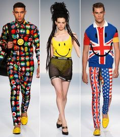 Eric Wilson gives a lesson on the history of the smiley face in high fashion, find out everything you need to know here! Fashion Now, Young Fashion, Trendy Fashion, High Fashion, Fashion Outfits, Fashion Decor, Kid Styles, Kind Mode, Smiley