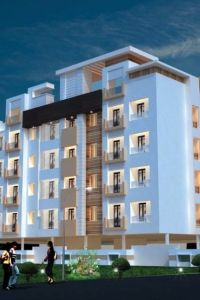 Aashritha - Apartment Elevation