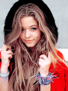 Sasha Pieterse as Seven. Craazzzy.