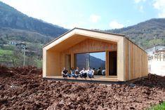 La casa passiva è un edificio che non ha praticamente bisogno di un sistema di riscaldamento. A parte i costi iniziali, il risparmio economico è enorme