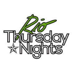 Rio Thursday Nights by Drake Fontana, via Behance