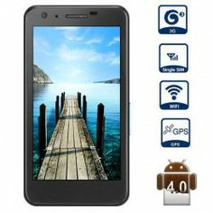Haier W910 Android 4.0 3G Smartphone with 4.5 inch HD 720P Gorilla Glass IPS Screen MSM8960 Dual Core 1.5GHz – Black $137.99