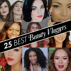 The 25 Best Beauty Vloggers on YouTube - Daily Makeover