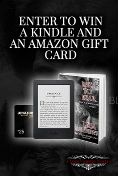 Win a Kindle Fire or a $25 Amazon Gift Card from USA Today Bestselling Author Lissa Matthews #Sweepstakes 6/20.