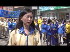 Woman survives torture in China, appeals for others to be set free   falun gong   falun dafa   april 25   NTD.TV