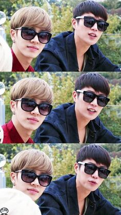 Kikwang and Doojoon