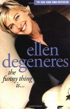 The Funny Thing Is... by Ellen DeGeneres http://www.amazon.com/dp/0743247639/ref=cm_sw_r_pi_dp_MMxPub1B09PV7