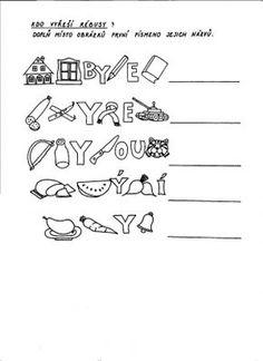 škola hrou český jazyk - Hledat Googlem Aurora, School Humor, Funny Kids, Worksheets, Activities For Kids, Homeschool, Teaching, Education, Struktura