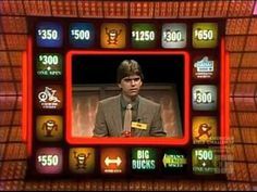 press your luck game show Press Your Luck, My Childhood, Past, Channel, Retro, Games, Classic, Youtube, Derby