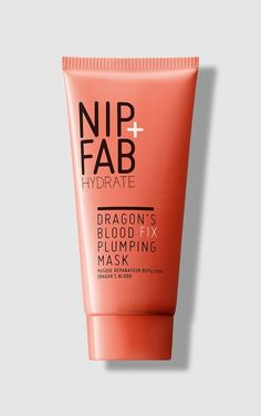 Nip Fab Dragon's Blood MaskThis intense hydrating gel mask combined with multiple skin perfecting...
