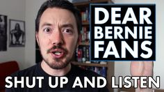 A Message for White Liberal Bernie Sanders Supporters (Explicit)