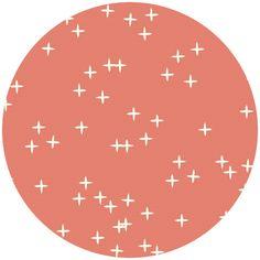 COMING SOON, Jay-Cyn Designs for Birch Organic Fabrics, Mod Basics 3, Wink Coral
