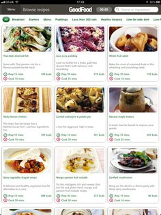 Good food healthy recipes iphone ipad android payant fiche ipad good food healthy recipes forumfinder Gallery