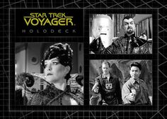 The Quotable Star Trek Voyager Trading Cards - Rittenhouse Archives    http://www.scifihobby.com/products/startrek/voyagerquotable/index.cfm