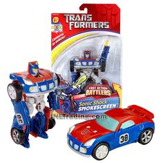 Transformer Year 2007 Fast Action Battlers Series 6 Inch Tall Figure - – JNL Trading Transformers Action Figures, Transformers Robots, Pontiac Solstice, Transformers Collection, Lego Military, Sonic, S Car, Thundercats, Chevy Camaro