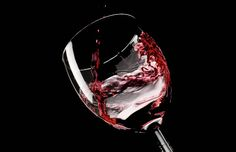 Technically, not a food - but nothing makes me happier than a bold glass of red wine!