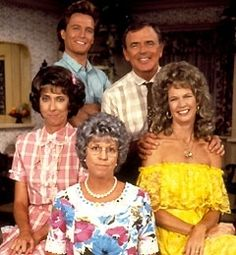 Mama's Family Me and Mamaw would watch this show together. She would get so tickled over the things Mama said and did. I Loved to hear my Mamaw laugh or just see her smile. I hold those memories of her close to my heart !