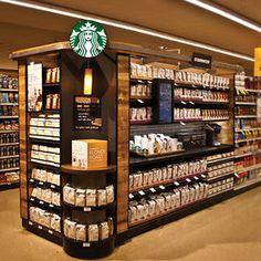 Starbucks grocery
