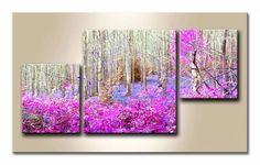 MB_311 / Cuadro Bosque violeta