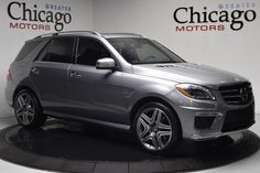 Vehicle details - 2012 Mercedes-Benz ML63 Carfax Certified at Greater Chicago Motors Chicago - Greater Chicago Motors