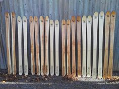 Skis made-in-France l Fusta