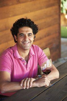 West Australian winemaker, Larry Cherubino