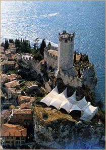 Malcesine, Lago di Garda #gardaconcierge www.gardaconcierge.com